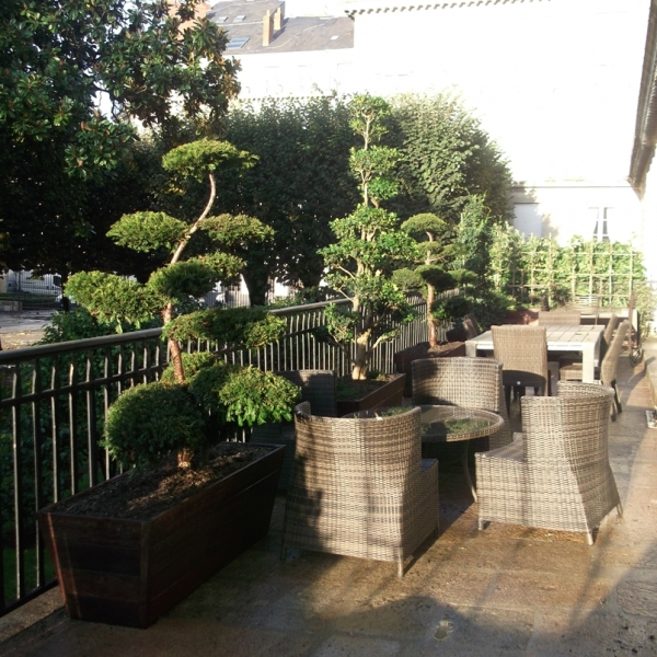 Terrasse Et Jardin Nantes: Terr e jardin carrelage.